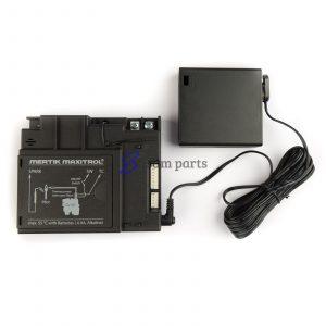 G60-ZB90/3000 Batterij Houder Mertik Maxitrol aangesloten